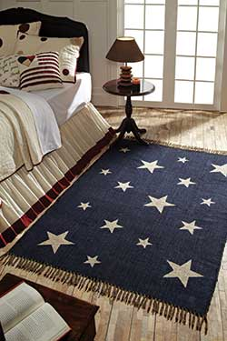 American Parade Kilim Rug (Multiple Size Options)