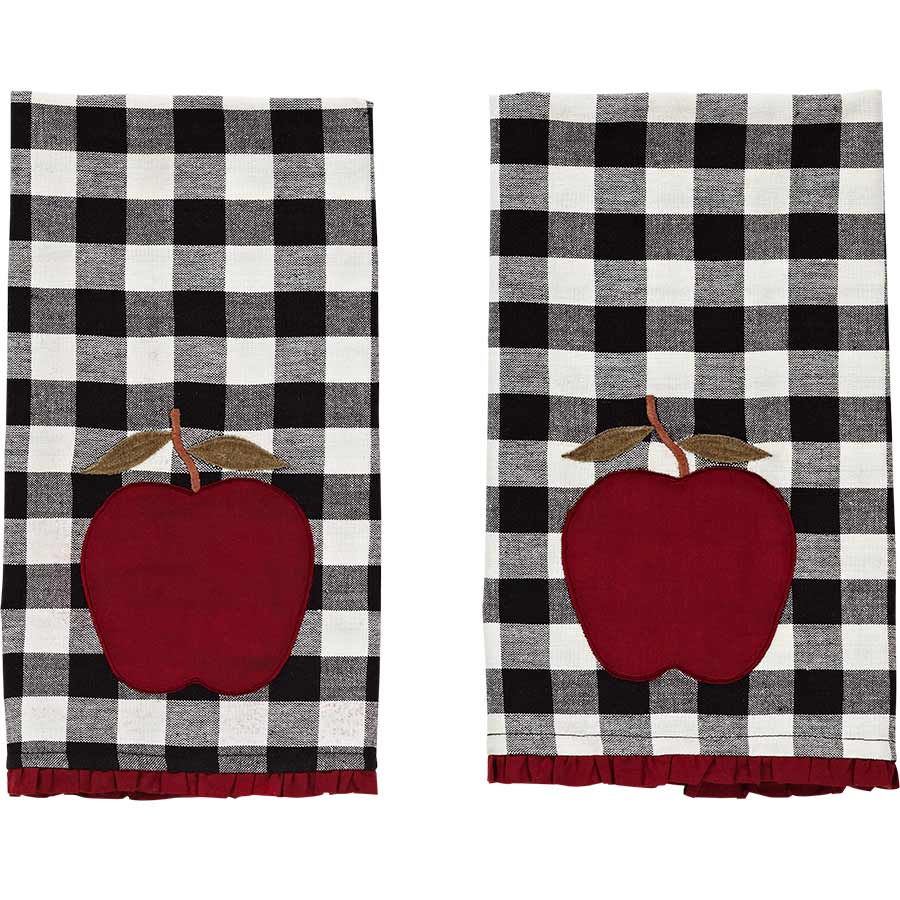 Apple Harvest Kitchen Towels (Set of 2)