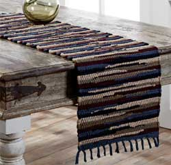 Arlington Tablerunner - Chindi (36 inch)