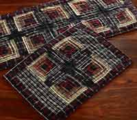 Ashfield Placemats - Quilted (Set of 2)