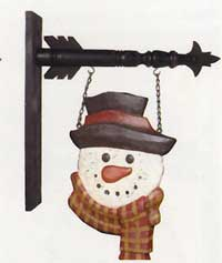 Snowman Arrow Replacement