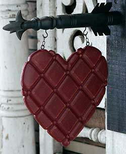 Heart Arrow Replacement