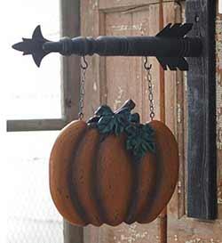 Orange Pumpkin Arrow Replacement