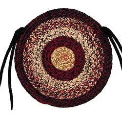 Radiance Jute Chair Pad