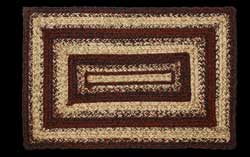 Radiance Rectangle Jute Rug (Multiple Size Options)