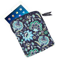 Baja Blue Tablet Case
