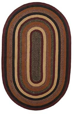Bancroft Jute Rug - Oval (Multiple Size Options)