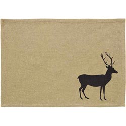 Barrington Placemats - Burlap (Set of 2)