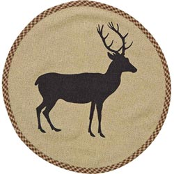 Barrington Burlap Tablemat (Set of 2)