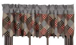 VHC Brands (Victorian Heart) Beacon Hill Valance