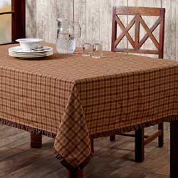 Berkeley Tablecloth - 60 x 60 inch