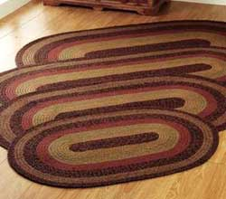 Berkshire Jute Rug - Oval (Multiple Size Options)