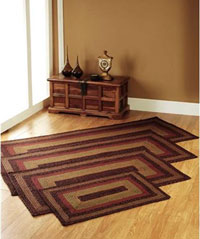 Berkshire Jute Rug - Rectangle (Multiple Size Options)