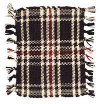 Bingham Star Rib Weave Tablemat - 9 inch