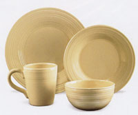 Casual Classics Cereal Bowls - Bisque (Set of 4)