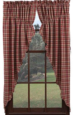 Braddock Prairie Curtain (63 inch)