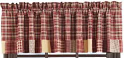 Braddock Valance with Border