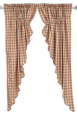Bradley Prairie Curtain (63 inch)