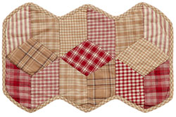 Breckenridge Placemats - Quilted (Set of 2)