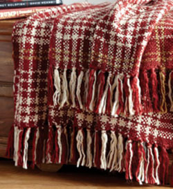 Breckenridge Throw - Woven