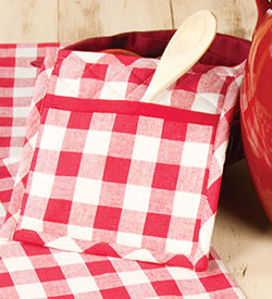 Buffalo Check Red Pot Holder