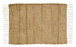 Burlap Chindi Placemats (Set of 6)