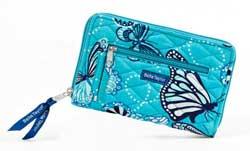 Butterfly Wrist Strap Wallet