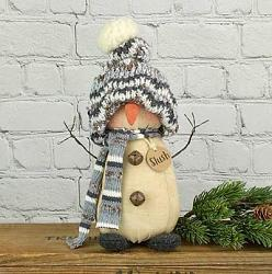 Slush the Snowman Doll