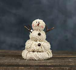 Melting Snowman Doll - Small