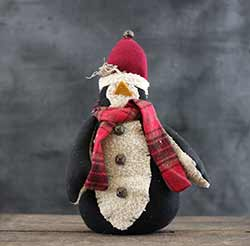 Primitive Penguin Doll - Large