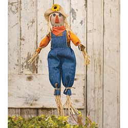 Country Scarecrow Wand