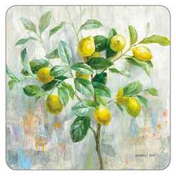 Lemon Branch Coaster