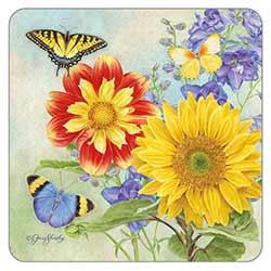 Botanical Coaster