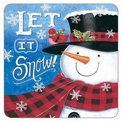 Let It Snow Coaster