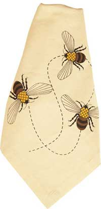 Cambrie Lane Bee Napkins (Set of 2)