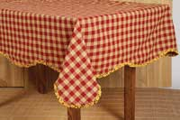 Cambrie Lane Tablecloth - 40 x 40
