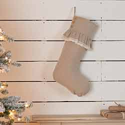 Carol Chambray 20 inch Stocking