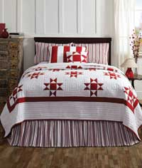 Carolina Quilt SET - Queen