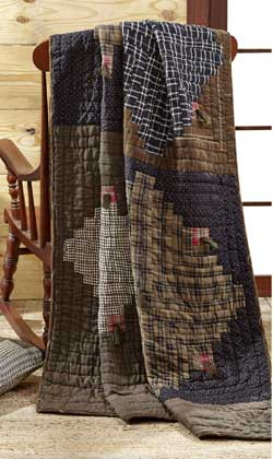 Carrington Quilted Throw