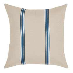 Charlotte Azure Decorative Pillow