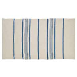 Charlotte Azure Table Cloth - 57 x 102 inch