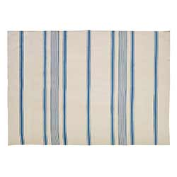 Charlotte Azure Table Cloth - 57 x 80 inch