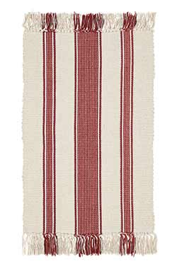Charlotte Rouge Rug - 20 x 30 inch
