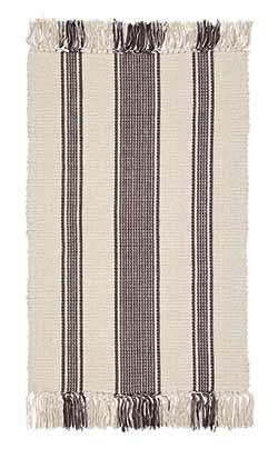 Charlotte Slate Rug (20 x 30 inch)