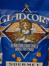 Glad Corn - Gourmet Cheddar