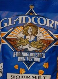 Glad Corn - Gourmet Cheddar