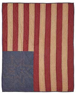 Cheyenne American Throw