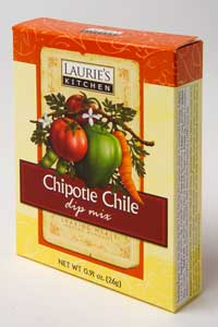 Chipotle Chile Dip Mix