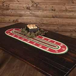 Christmas Cookies 48 inch Table Runner