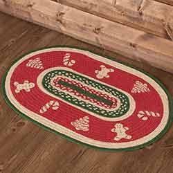 Christmas Cookies Rug (20x30)